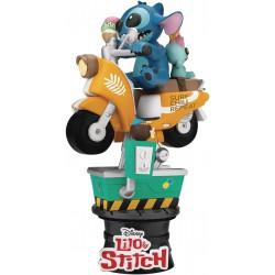 Beast Kingdom Coin Ride: Stitch D-Stage Statue