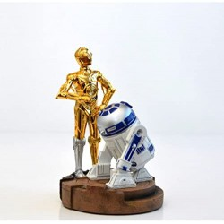 Star Wars R2-D2 and C-3PO Statue