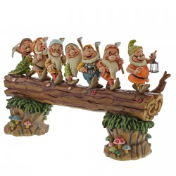 Disney Traditions - Seven Dwarfs Masterpiece Figurine