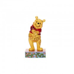 Disney Traditions - Pooh Standing Personality Pose