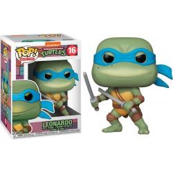Funko Pop 16 Leonardo, Teenage Mutant Ninja Turtles