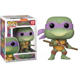 Funko Pop 17 Donatello, Teenage Mutant Ninja Turtles