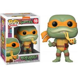 Funko Pop 18 Michelangelo, Teenage Mutant Ninja Turtles