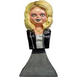 Bride of Chucky Mini Bust Tiffany 15 cm