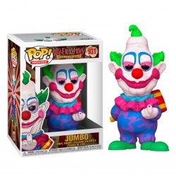 Funko Pop 931 Jumbo, Killer Clown From Outer Space
