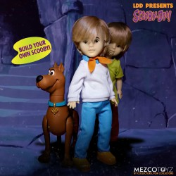 Living Dead Dolls: Scooby-Doo Build-a-Figure - Fred