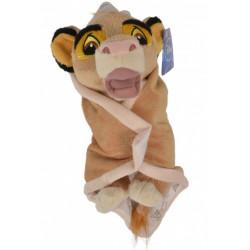 Disney Simba in Blanket Plush