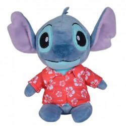 Disney Stitch Aloha Plush in Hawaiian Shirt