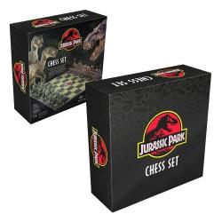 Jurassic Park Chess Set Dinosaurs