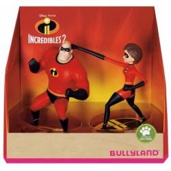 Bullyland Disney Incredibles 2-pack Playset