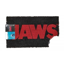 Jaws: Logo Doormat