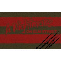 A Nightmare on Elm Street: Scratches Doormat
