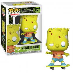 Funko Pop 1027 Zombie Bart, The Simpsons