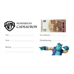 Giftcard € 10,00