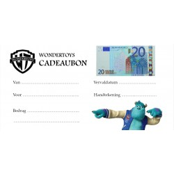 Giftcard € 20,00