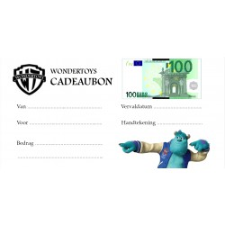 Giftcard € 100,00