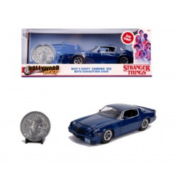 Stranger Things: Billy's Chevy Camaro 1979 with Collectable Coin