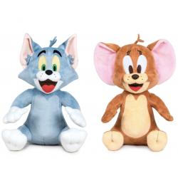 Tom & Jerry Set (L) plush toy 37cm