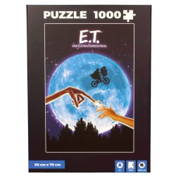 E.T. the Extra-Terrestrial Puzzle Movie Poster