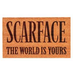 Scarface Logo doormat