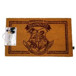 Harry Potter Welcome to Hogwarts doormat