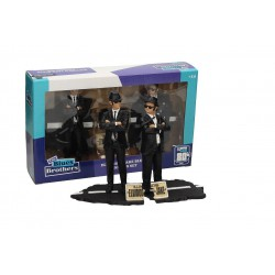 Blues Brothers Movie Icons Statue 2-Pack Jake & Elwood 18 cm