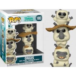 Funko Pop 1003 Ongis, Raya And The Last Dragon