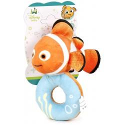 Disney Baby Nemo Plush Rattle 15cm