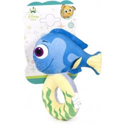 Disney Baby Dory Plush Rattle 15cm