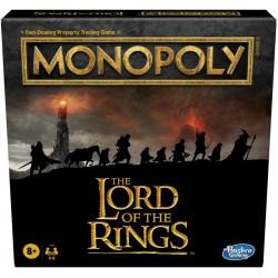 Monopoly Lord Of The Rings (English)