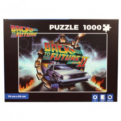 Back to the Future II puzzle 1000pcs