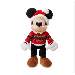 Disney Mickey Mouse Winter Pluche