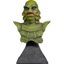 Universal Monsters Mini Bust Creature From The Black Lagoon 15 cm