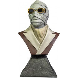 Universal Monsters Mini Bust The Invisible Man 15 cm
