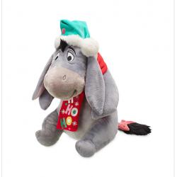 Disney Winnie The Pooh Eeyore Kerst Knuffel