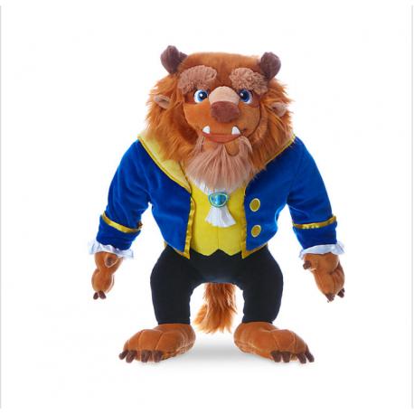 Disney Beauty & The Beast Beast Pluche