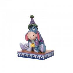 Disney Traditions - Eeyore with Birthday Hat/Horn