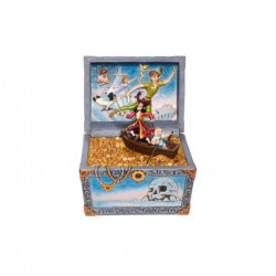 Disney Traditions - Peter Pan Treasure Chest Scene