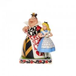 Disney Traditions - Alice & Queen of Hearts