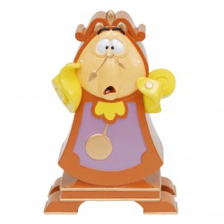 Disney Cogsworth Money Bank, Beauty And The Beast