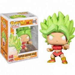 Funko Pop 815 Super Saiyan Kale, Dragonball Z