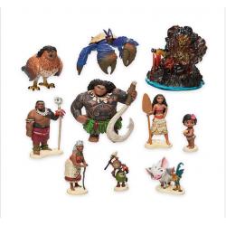 Figurine Playset Deluxe Moana