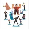 Figurine Playset Deluxe Wreck It Ralph