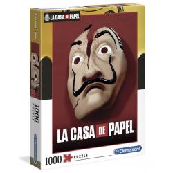 La Casa De Papel puzzle 1000pcs