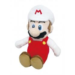 Super Mario Bros: Fire Mario Plush 25cm