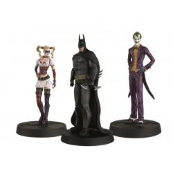 DC Comics: Batman Arkham 10th Anniversary - 3 Figurines Box Set