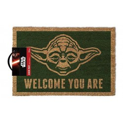 Star Wars: Yoda Doormat