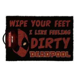 Marvel: Deadpool Dirty Doormat