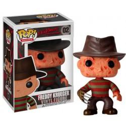 Funko Pop 02 Freddy Krueger, A Nightmare On Elmstreet