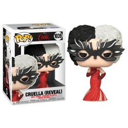 Funko Pop 1039 Cruella (Reveal), Cruella